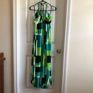 Dresses & Skirts - Long halter dress